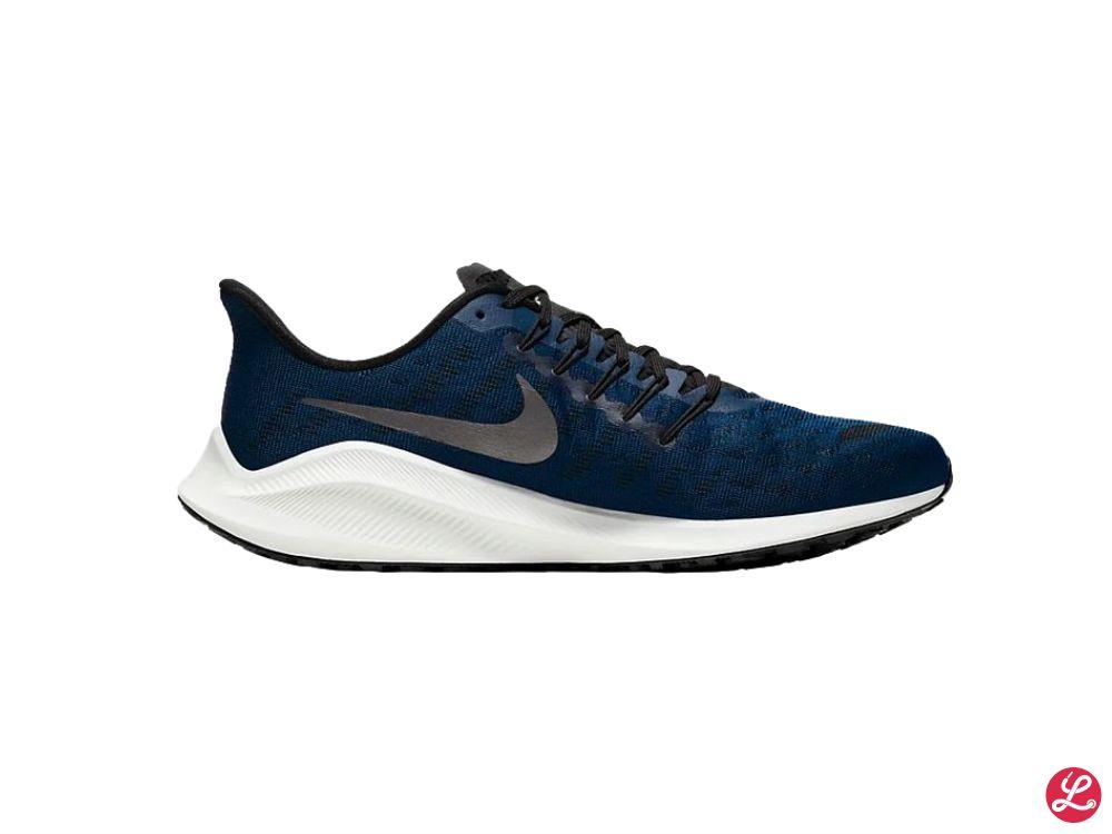 Nike Air Zoom Vomero 14 (Blau Schwarz Weiß)