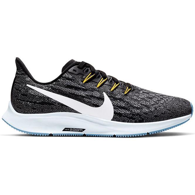 Nike Lady Air Zoom Pegasus 36 (Grau Blau Weiß)