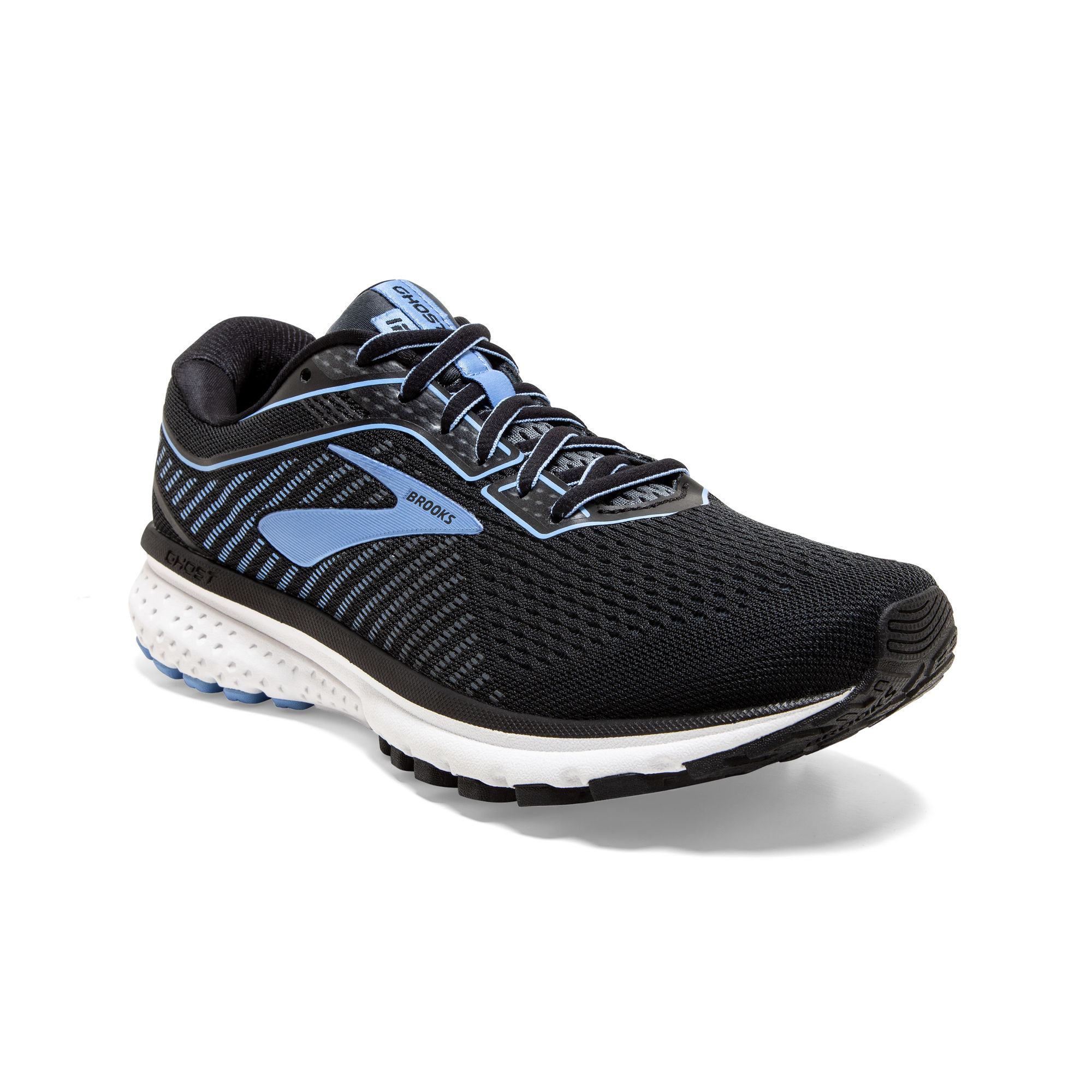 Brooks Lady Ghost 12 B (Schwarz Blau)