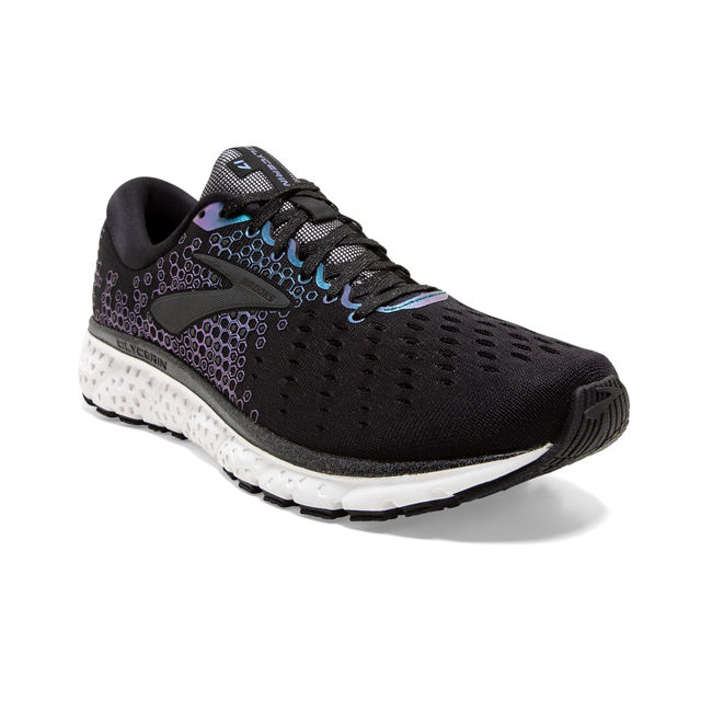 Brooks Glycerin 17 Reflective in Schwarz Reflektion