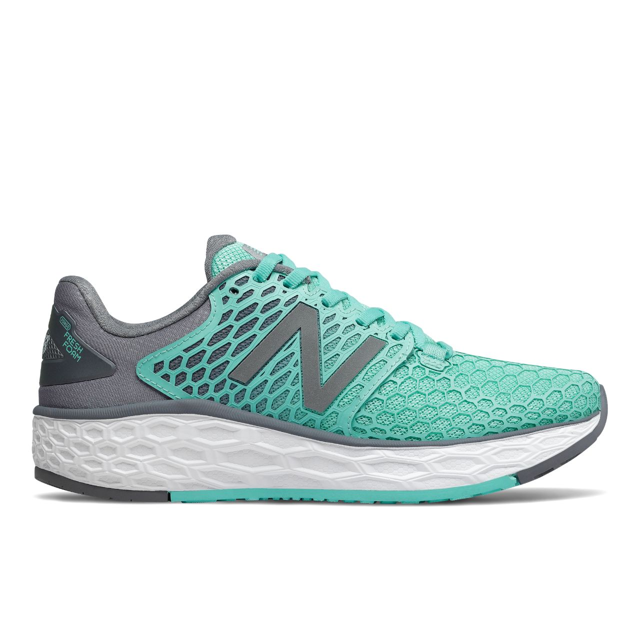 New Balance Lady Fresh Foam Vongo v3 (Grün Grau)