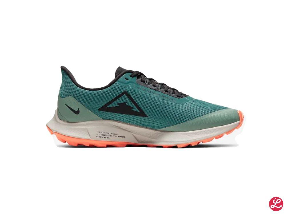 Nike Lady Zoom Pegasus 36 Trail GTX (Grün)