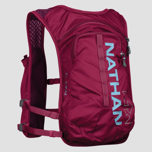 Nathan Trail-Mix 7L in Rot