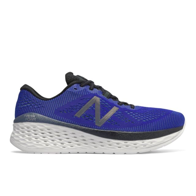 New Balance Fresh Foam More (Blau)