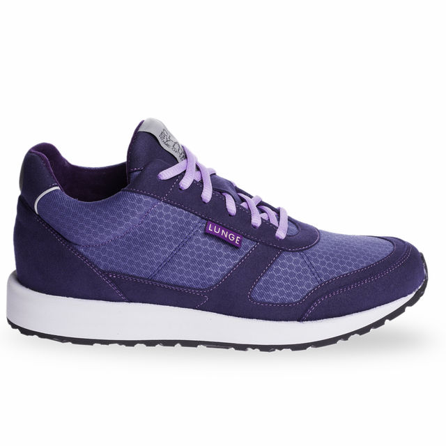 Lunge Damen Classic Run (Steel Blue Light Grey)