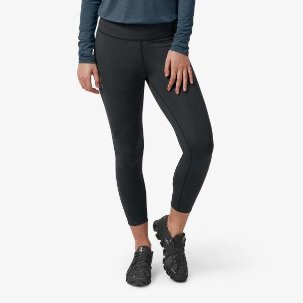 ON Lady Running Tights 7/8 (Black)