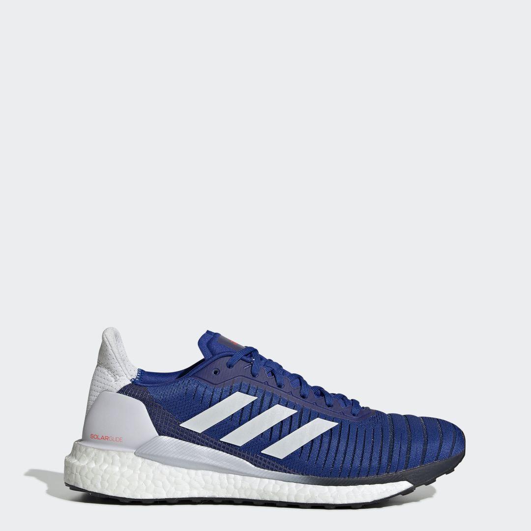 adidas SolarGlide 19 (Blau)