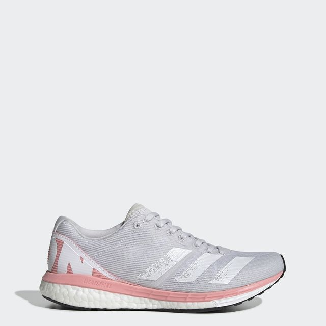 adidas Adizero Boston 8 w (Grau)