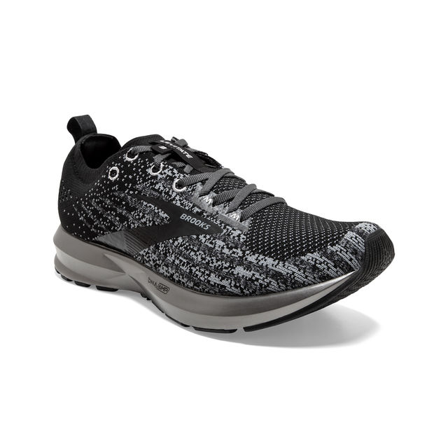 Brooks Lady Levitate 3 in Schwarz Silber