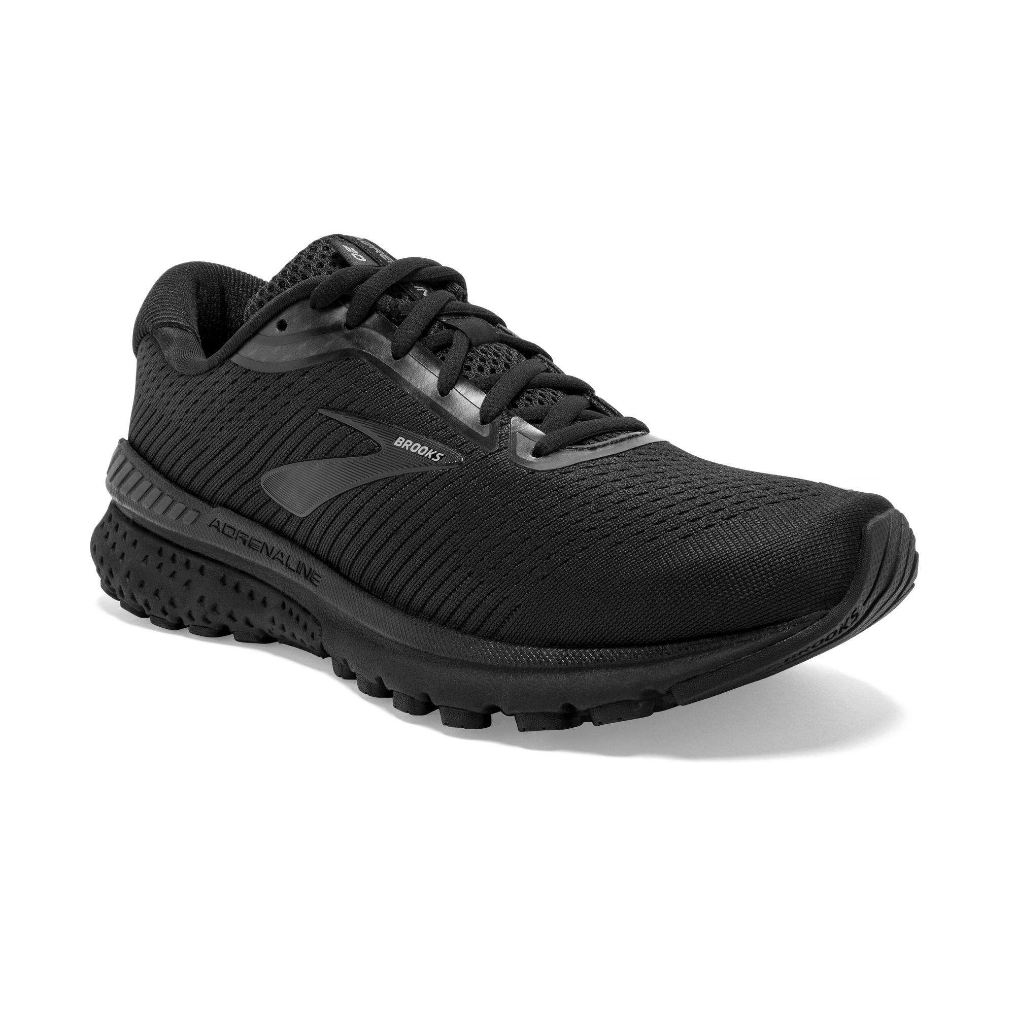 Brooks Lady Adrenaline 20 B Black in Schwarz