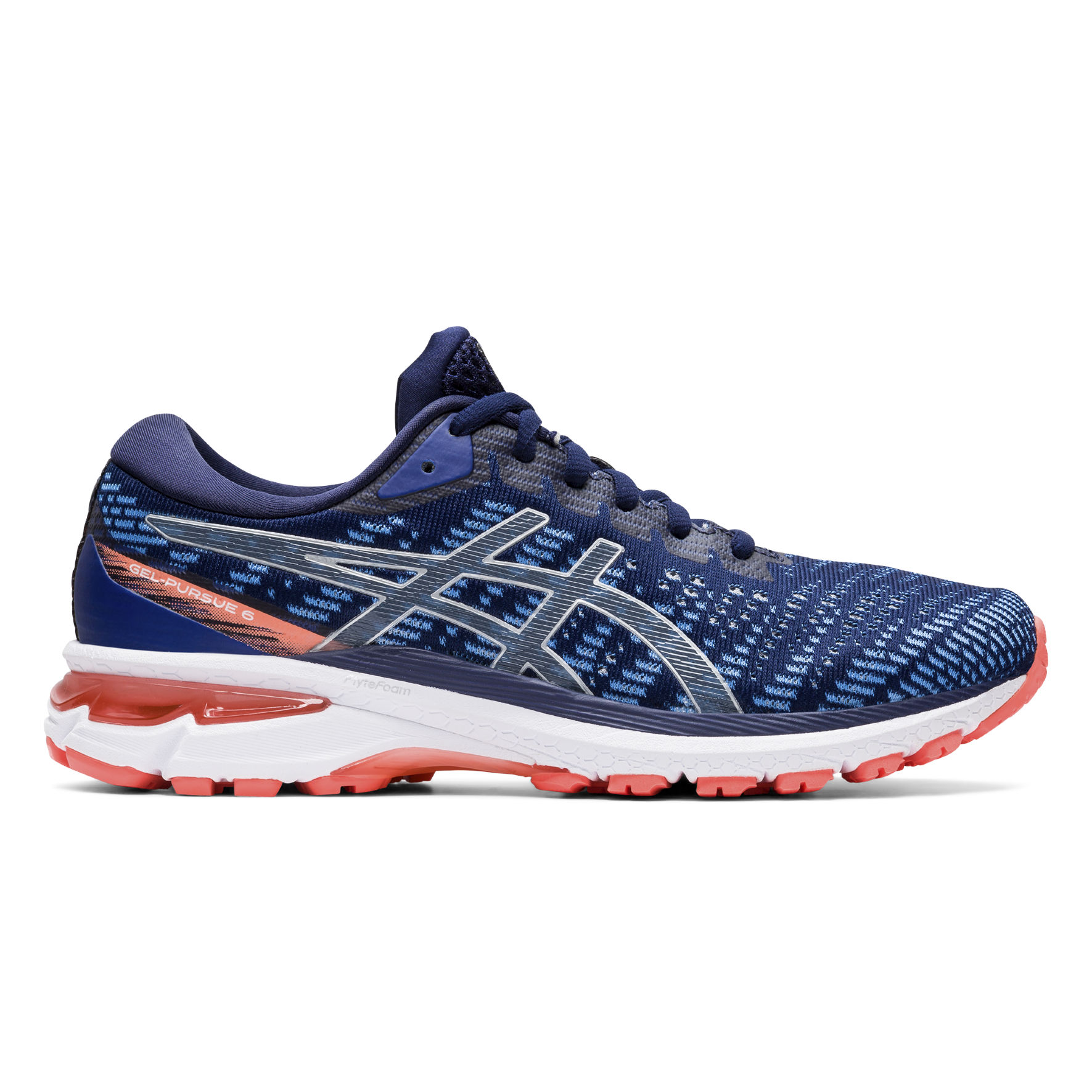 Asics Lady Gel-Pursue 6 (Blau)