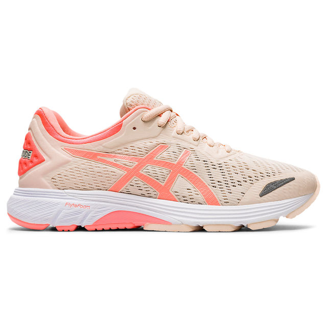 Asics Lady Gel Fortitude 9 (Beige Orange)
