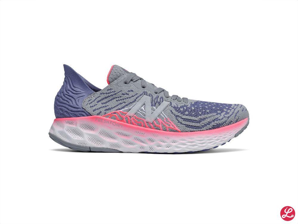 New Balance Lady Fresh Foam 1080v10 (Blau Pink)