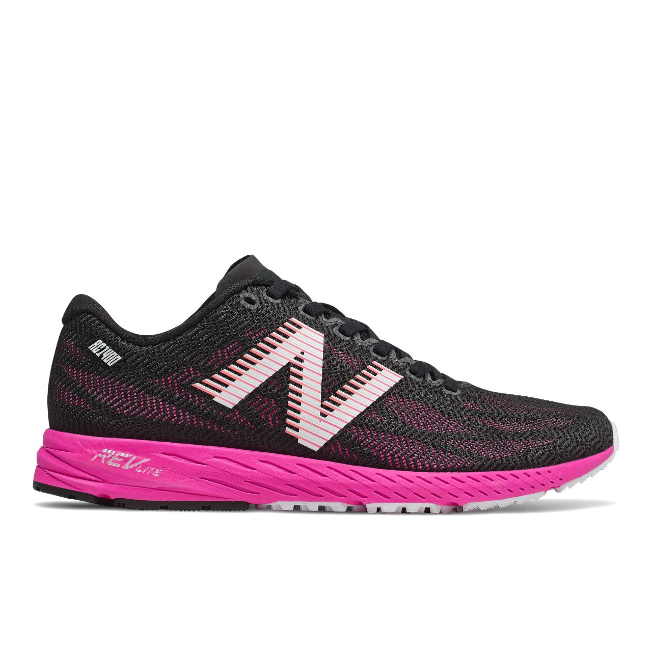 New Balance Lady 1400v6 (Schwarz Pink)