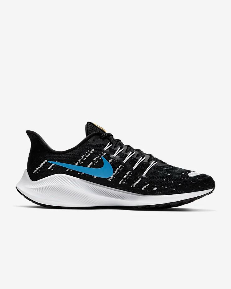 Nike Air Zoom Vomero 14 in Schwarz Blau
