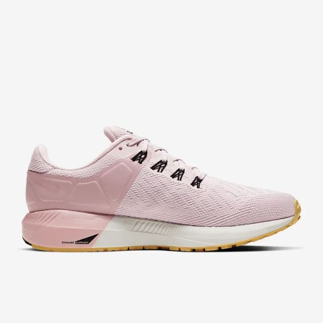 Nike Lady Air Zoom Structure 22 in Hellrosa