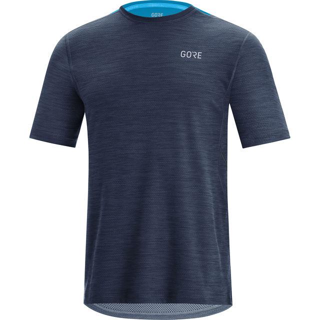 Gore R3 Shirt (Schwarz Blau)