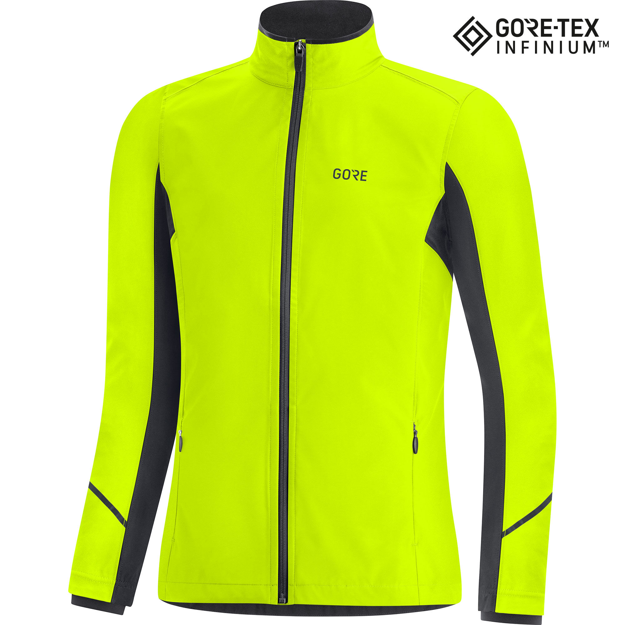 Gore Lady R3 Gore-Tex Infinium Partial Jacket (Neon)