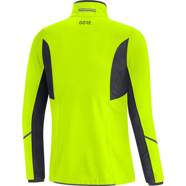 Gore Lady R3 Gore-Tex Infinium Partial Jacket (Neon)