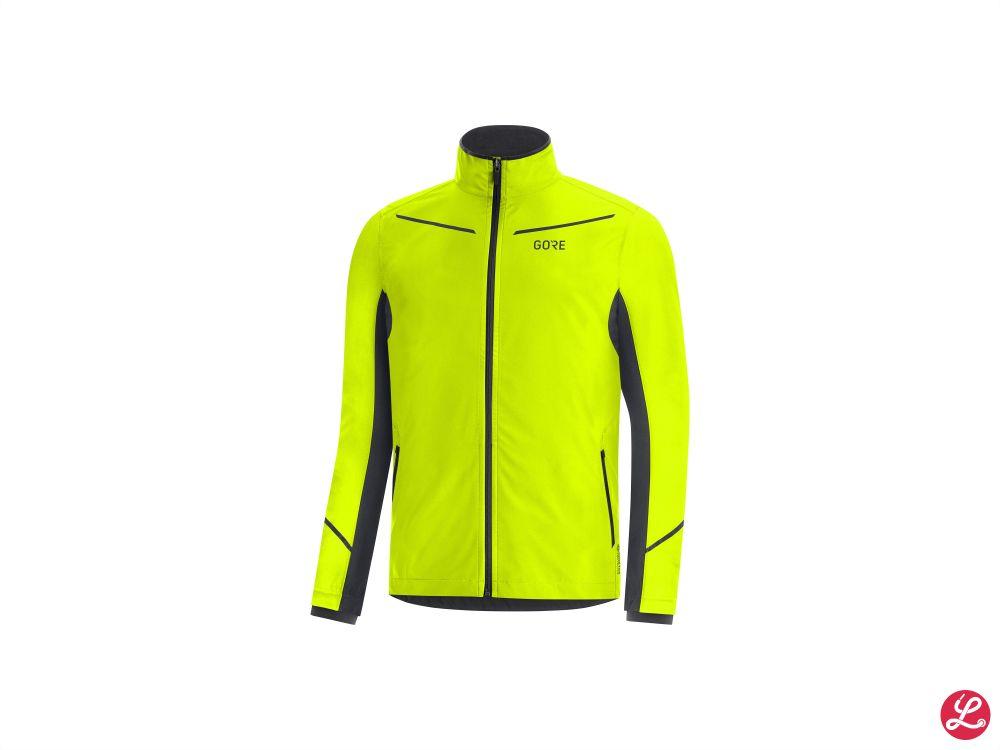 Gore R3 Gore-Tex Infinium Partial Jacket (Neongelb)