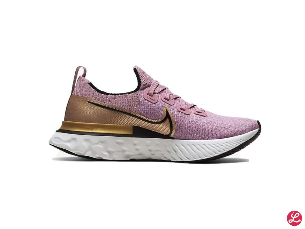 Nike Lady React Infinity Run FK (Rosa Gold)