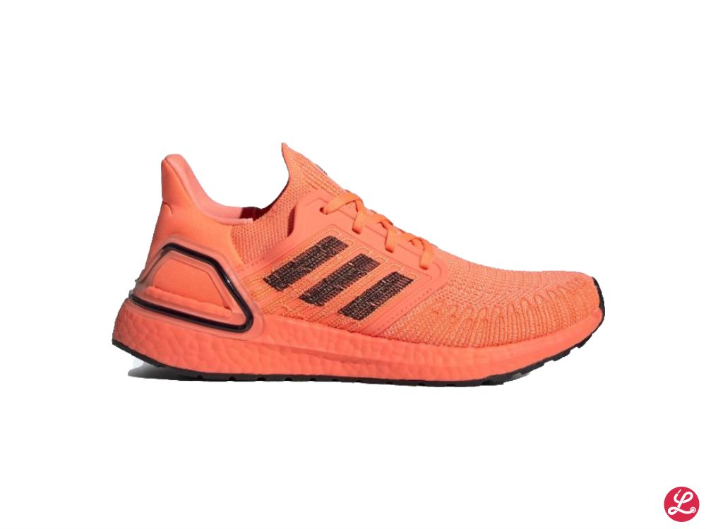adidas UltraBoost 20 w (Orange Schwarz)