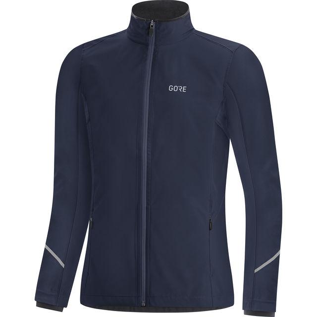 Gore Lady R3 Gore-Tex Infinium Partial Jacket (Dunkelblau)