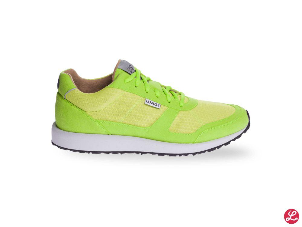 Lunge Classic Run W (Yellow Lawn Green)
