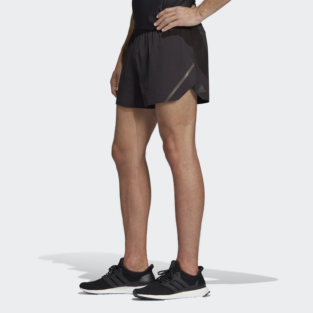 adidas Supernova Shorts (Schwarz)