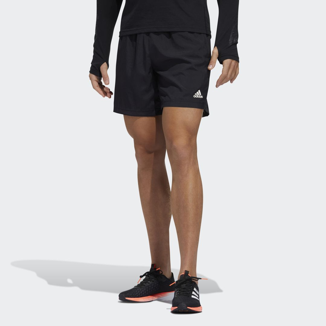 adidas Run It PB Shorts (Schwarz)