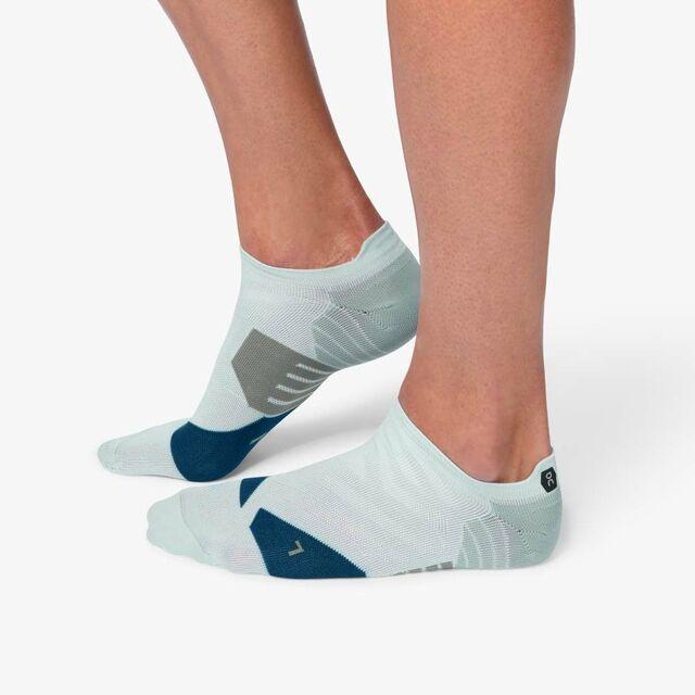 ON Low Sock Grey Denim
