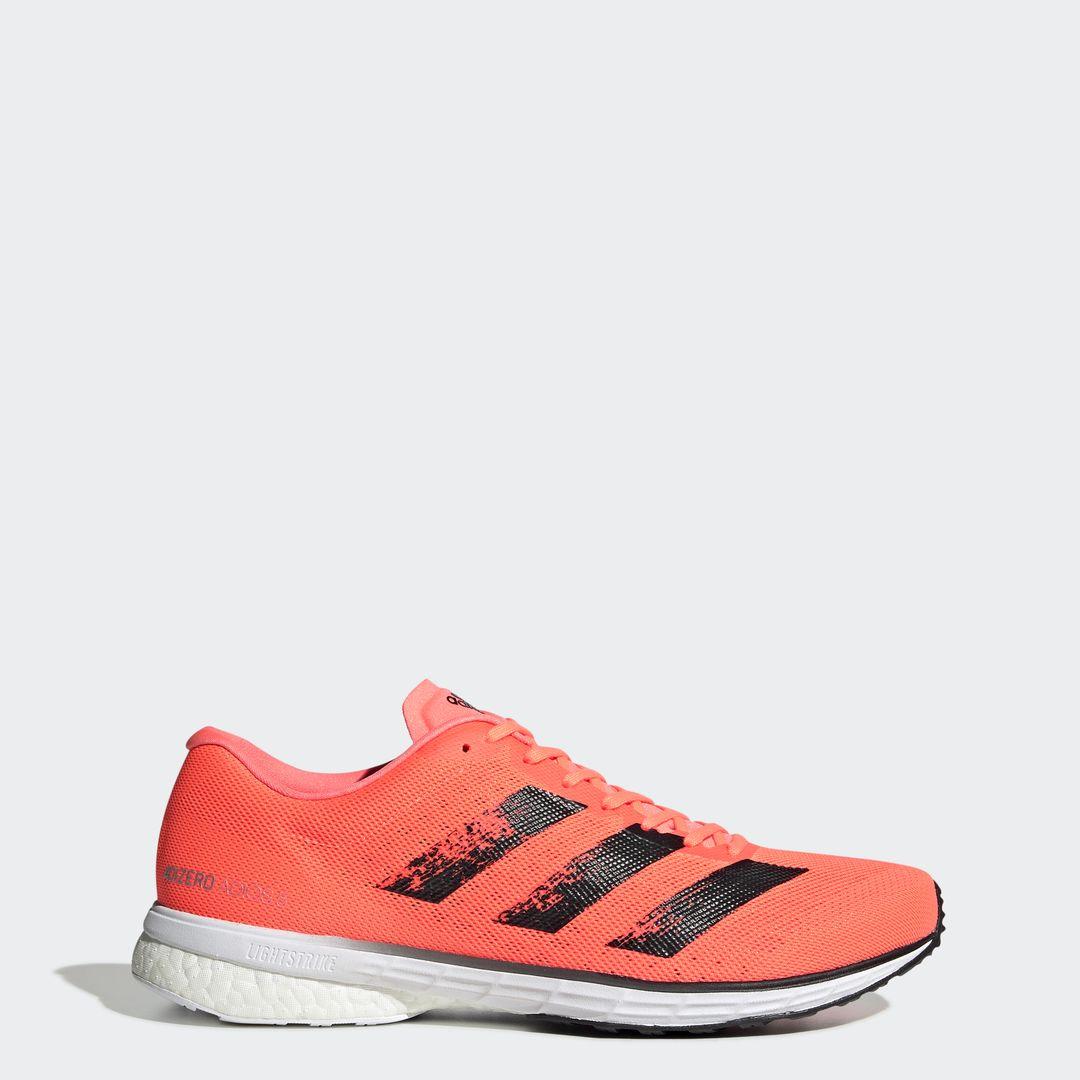 adidas Adizero Adios 5 (Signal Coral / Core Black)