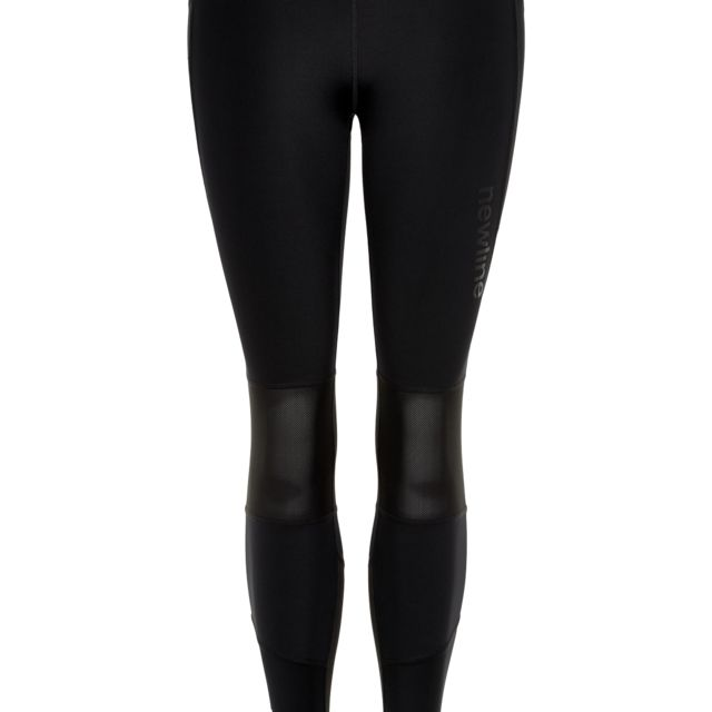 Newline Lady Tech Tights (Schwarz)
