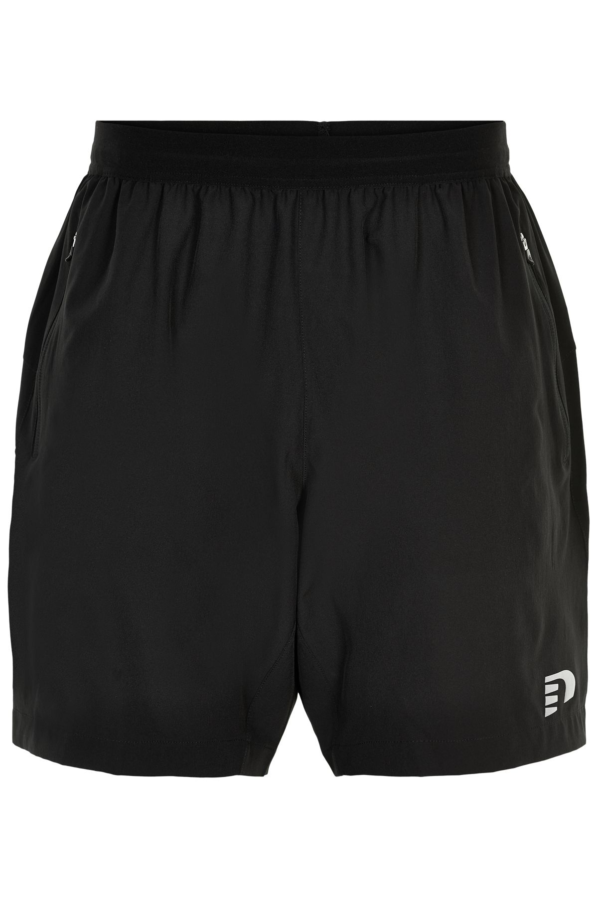 Newline Baggy Shorts (Black)