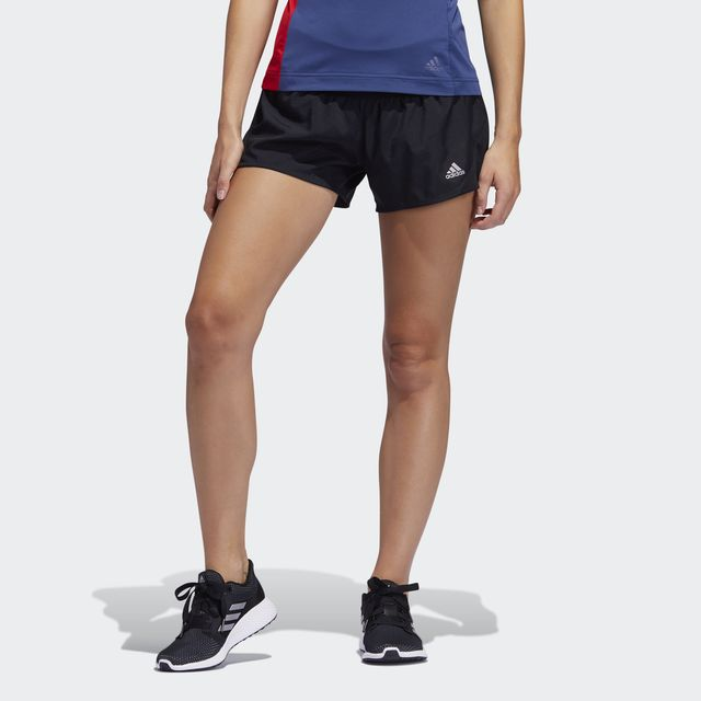 adidas Run it 3S PB Shorts w (Schwarz)