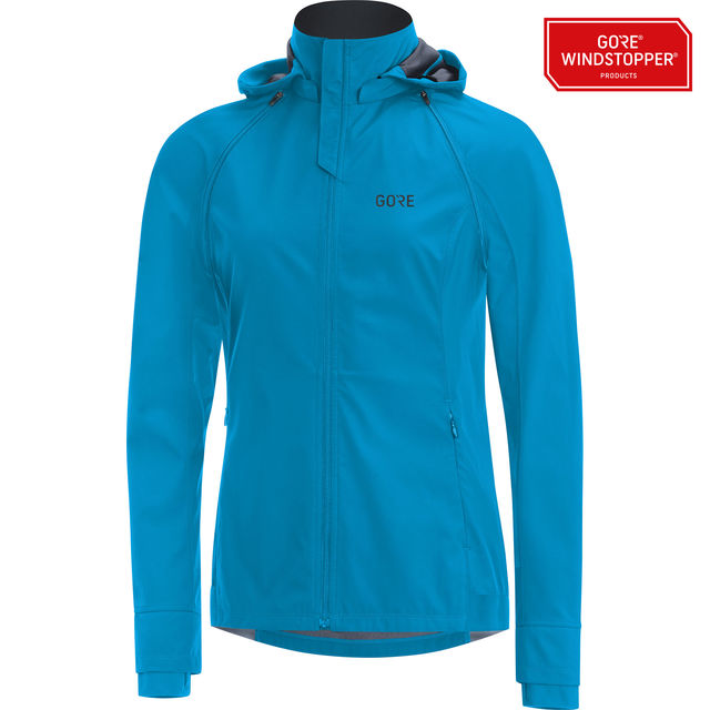 Gore R3 Lady GWS Zip-Off Jacke in Blau