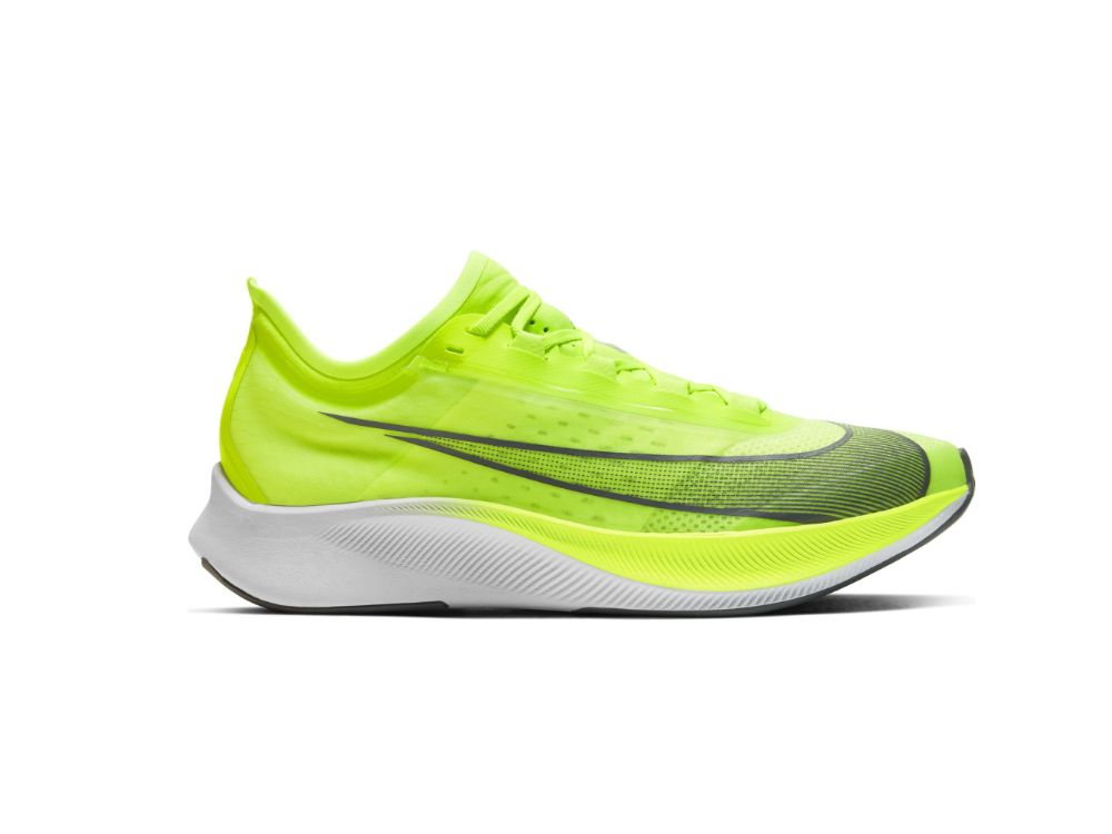 Nike Zoom Fly 3 (Neongelb)