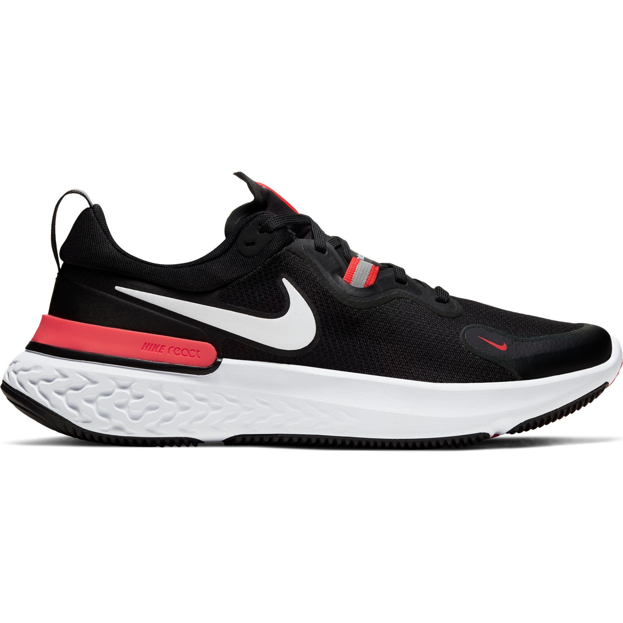 Nike React Miler (Schwarz Rot)