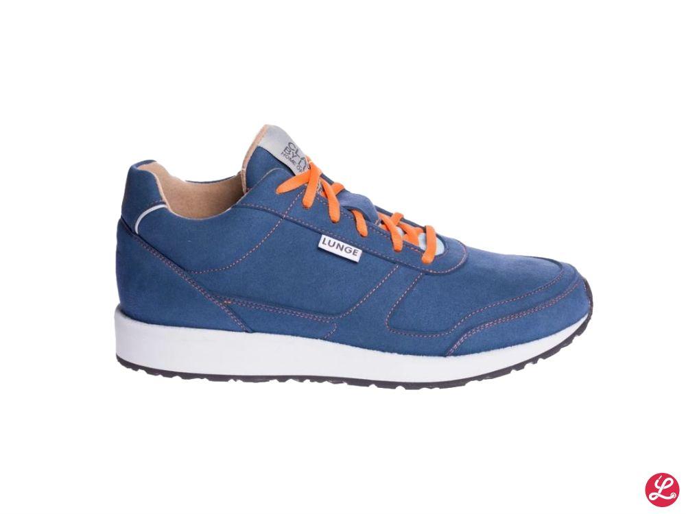 Lunge Classic Walk S (Steel Blue Light Grey)