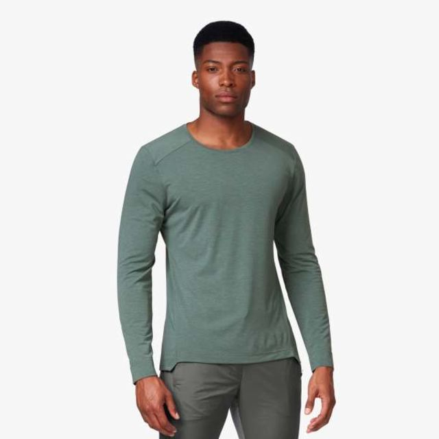 ON Comfort Long-T (Olive)