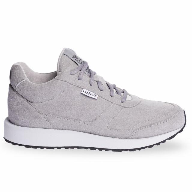 Lunge Damen Classic Walk (Silver Light Grey)