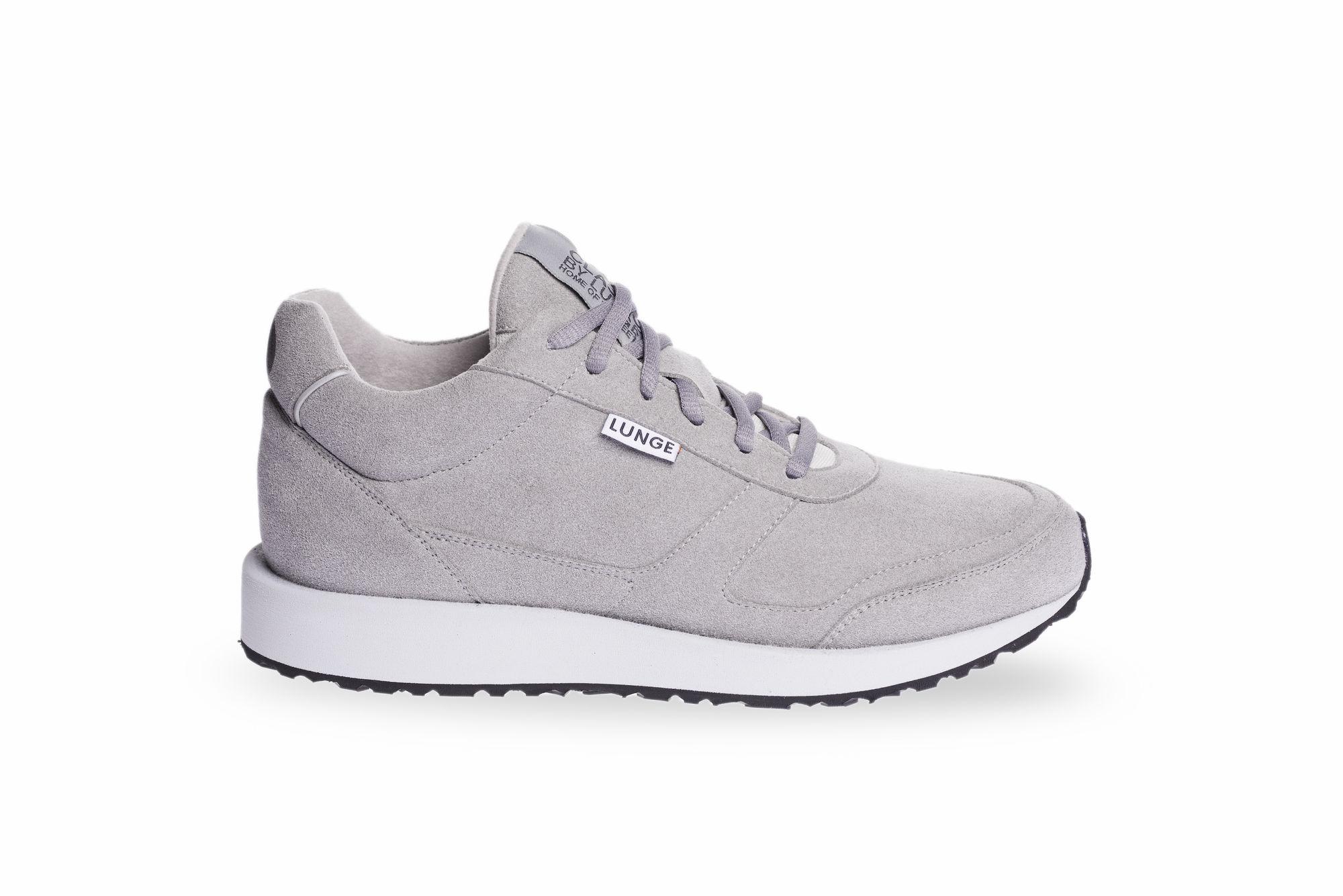 Lunge Damen Classic Walk S (Silver Light Grey)