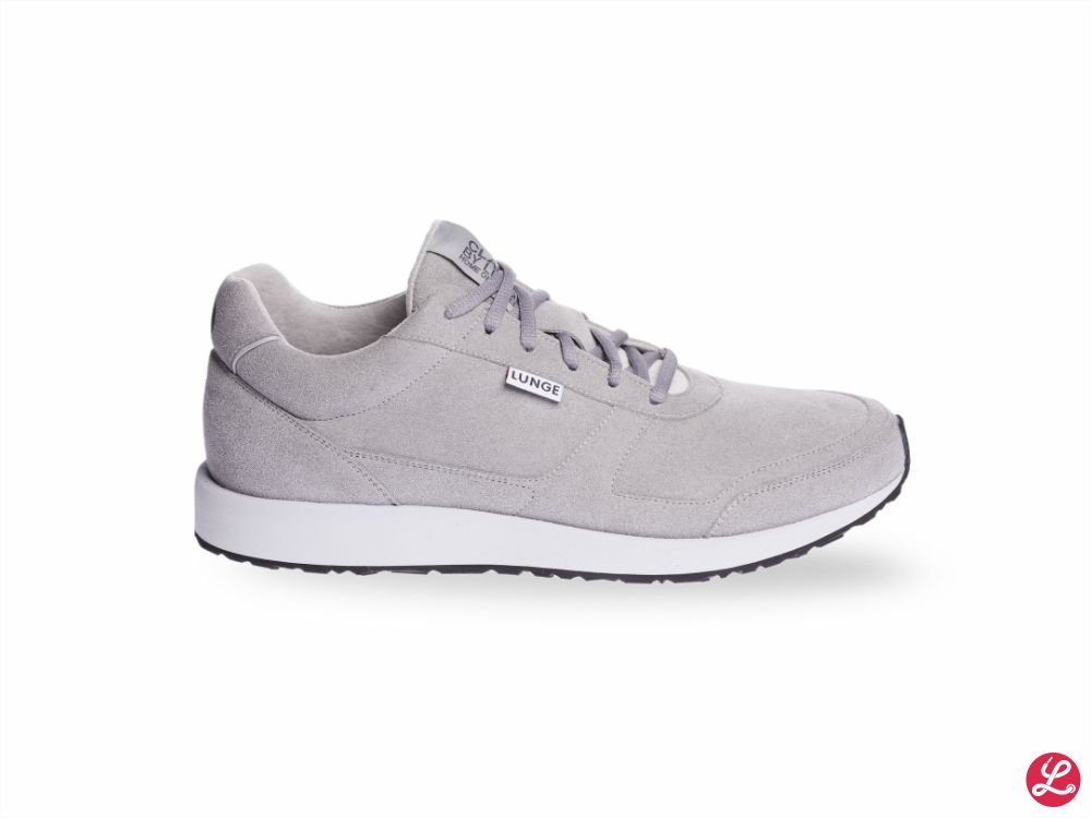 Lunge Classic Walk (Silver Light Grey)