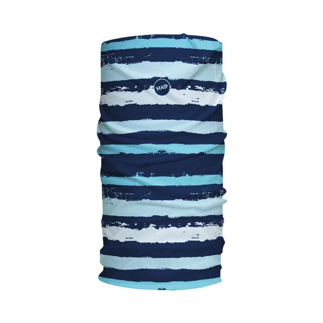 H.A.D. Coolmax Multifunktionstuch (Blau Weiß Turn)