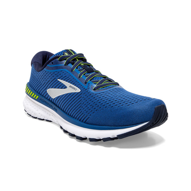 Brooks Adrenaline 20 D (Blue Nightlife White)