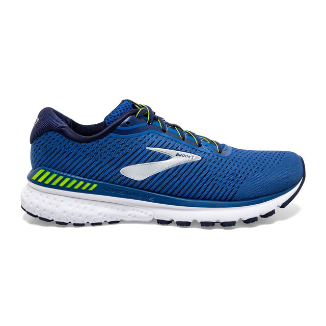 Brooks Adrenaline 20 D (Blau/Gelb)