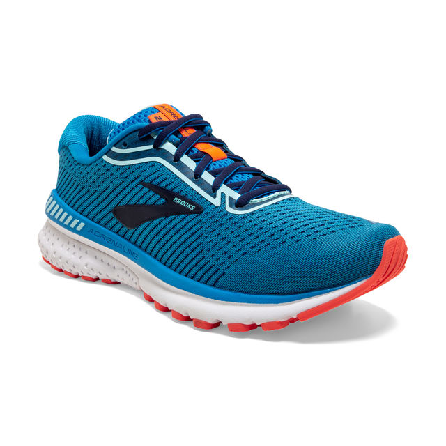 Brooks Lady Adrenaline 20 B (Blue Navy Coral)