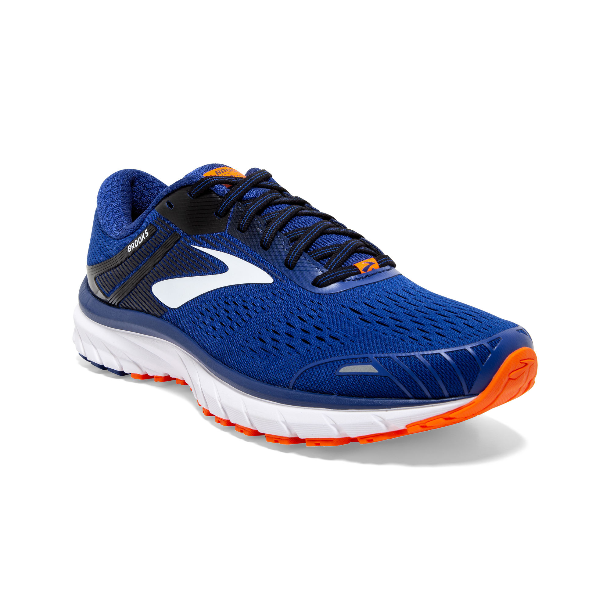 Brooks Defyance 11 D (Blue Orange White)