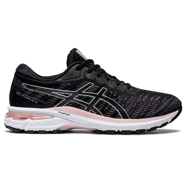 Asics Lady Gel-Pursue 6 (Schwarz Pink)