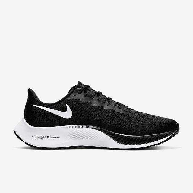 Nike Air Zoom Pegasus 37 (Schwarz Weiß)